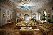 Готовые интерьеры – дворцовый стиль, классицизм