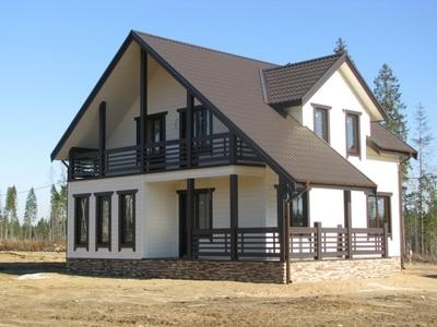 Производство и строительство каркасных домов. Слуцк - main
